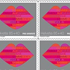 Pro Juventute – 30 Years Children's Rights - Sheetlet x10 Stamps Mint - Listening