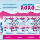 Winter Youth Olympic Games 2020 - Sheetlet 8 Stamps CTO