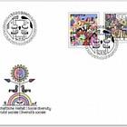 Joint Issue Switzerland-Liectenstein, Social Diversity (Swiss Stamps) - FDC Set