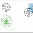 Christmas 2019 - Special Cover C6 - Snowflake