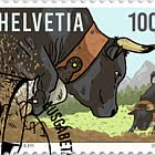 100 Years Swiss Federation of Live-Stock Farming of the Hérens Breed