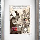 150 Years Swiss Fire Brigade Association - Souvenir Picture