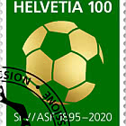 125 Years Swiss Football Association - CTO