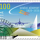 100 Years Geneva Airport