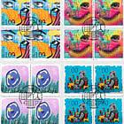 Street-Art – Smart City - Block of 4 CTO