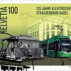 125 Years Basel Electric Tram