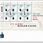 Stamp Day 2020 Basel - FDC Sheet