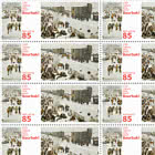 150 Years Internment Of Bourbaki's Army - Sheet x 8 Stamps - Mint