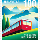 150 Years of Rigi Railways