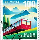 150 Years of Rigi Railways - Set CTO