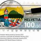 Helvetia 2022 World Stamp Exhibition
