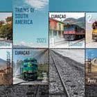 Trains d'Amérique du Sud