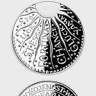 Médaille d'argent Bonne chance