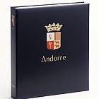 Luxe stamp album Andorra (France) II  2010-2017