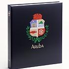 Luxe stamp album Aruba I  1986-2015