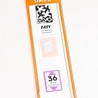 Easy mounts transparent T36 (215 x 40) 18 pcs.