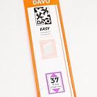 Easy mounts transparent T37 (215 x 41) 18 pcs.