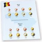 Belgien 2007/2010