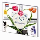 Ik hou van Paesi Bassi (with mounts)