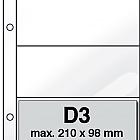 D3 (per 10)