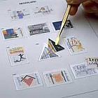 Luxe index stamp album overseas terr. VII Netherl. Ant. 2015-2017