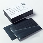 N5 stockcards (210x147mm) 5 Strips (per 100)