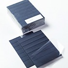 N7 V stockcards (147x210mm) 7 Strips (per 100)