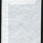 Glassine envelopes big (125mm x 85mm), per 1000