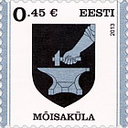 Definitive Stamp- Mõisaküla