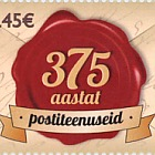 375th Ann of Regular Postal Services in Estonia