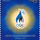 90th Ann of Estonian Olympic Committee