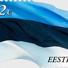 Bandiera Estonia €2