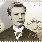 150th Birth Ann of the Writer Juhan Liiv