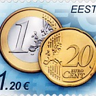 Euro Stamp €1.20