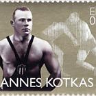 Centenary of the birth of the wrestler Johannes Kotkas