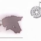 Definitive Stamp Elva