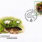 Fauna de Estonia - ratón de abedul del norte