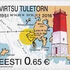 Virtsu lighthouse