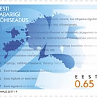 Constitution of the Republic of Estonia 25 years