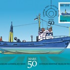 50 Years of the Research Vessel Mare of the Estonian Maritime Museum