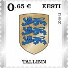 Definitive Stamp - Tallinn