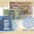 100 Anni di Eesti Pank