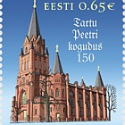 150th Anniversary of St. Peter's Congregation in Tartu