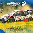 WRC Rally Estonia