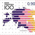 爱沙尼亚统计数字100周年