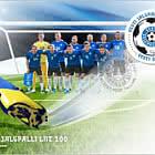 100th Anniversary of the Estonian Football Federation