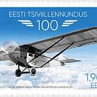 100. Jahrestag der estnischen Zivilluftfahrt
