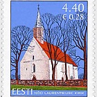 Estonian Churches - St Lawrence's Of Nõo