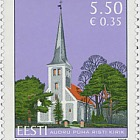 Estonian Churches - Holy Cross Of Audru