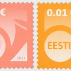 Definitive Stamps - €0.01, €0.65